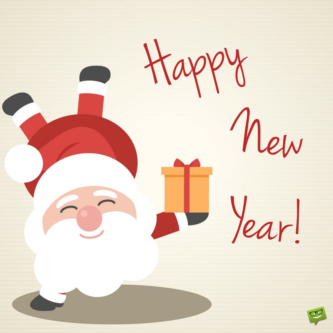 Happy New Year Wishes | With the Help of Good Will & Luck