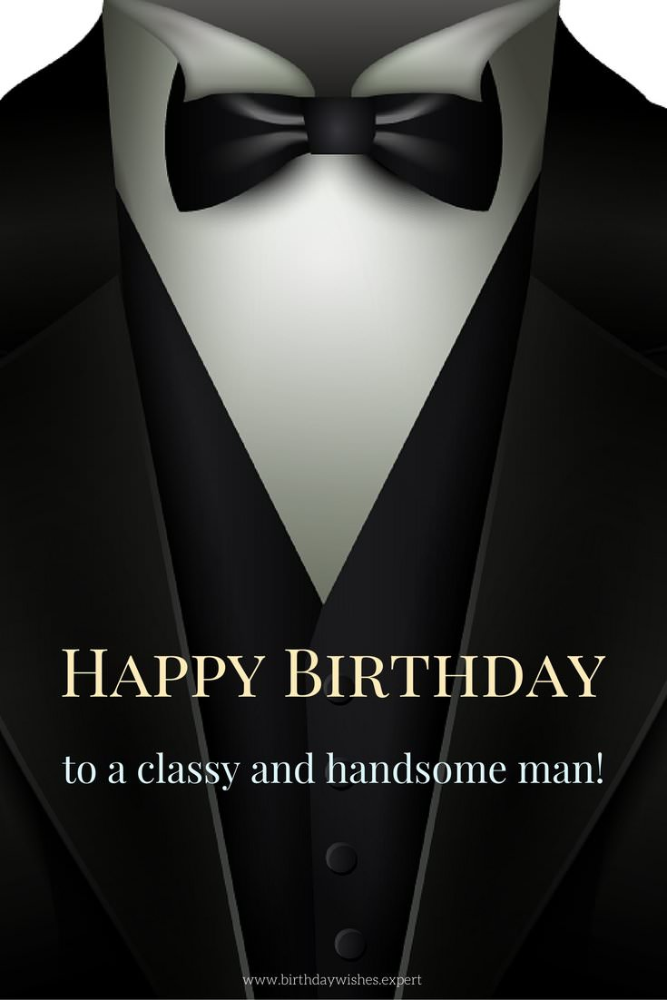 Happy Birthday to You + a Classy Birthday Wishes Collection