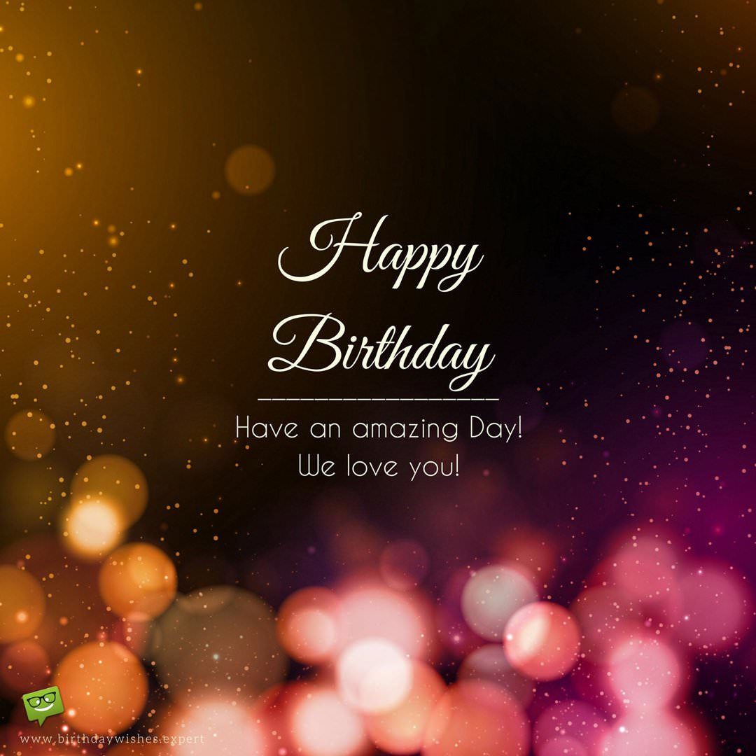 Amazing Birthday Messages: Birthday Wishes For My Best Friend