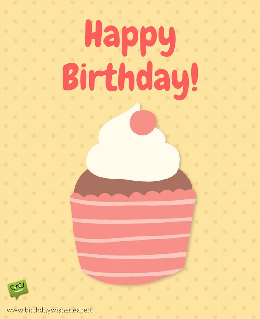 Sweet Birthday Wishes For Friend ~ Free birthday ecards for friends and family part
