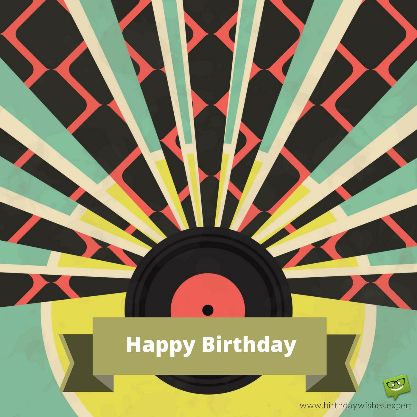 Happy Birthday Perfect For Music Lovers