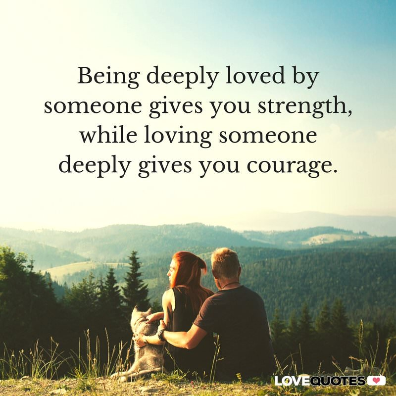 Natural Love Quotes Fascinating Love Quotes  Finding The Pathway To Their Heart