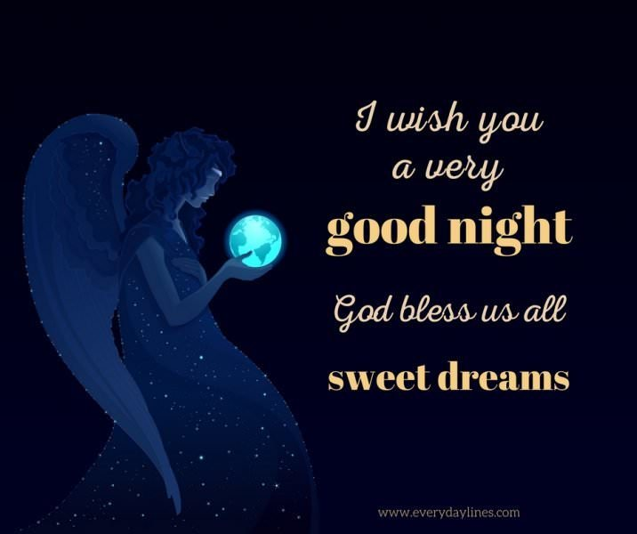 Good Night Quotes The Best Wishes To Help You Sleep Tight