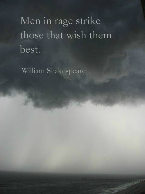 the beauty and tragedy of human life william shakespeare