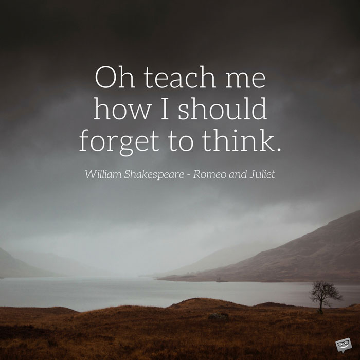 William Shakespeare Quotes Beauty Tragedy Of Human Life