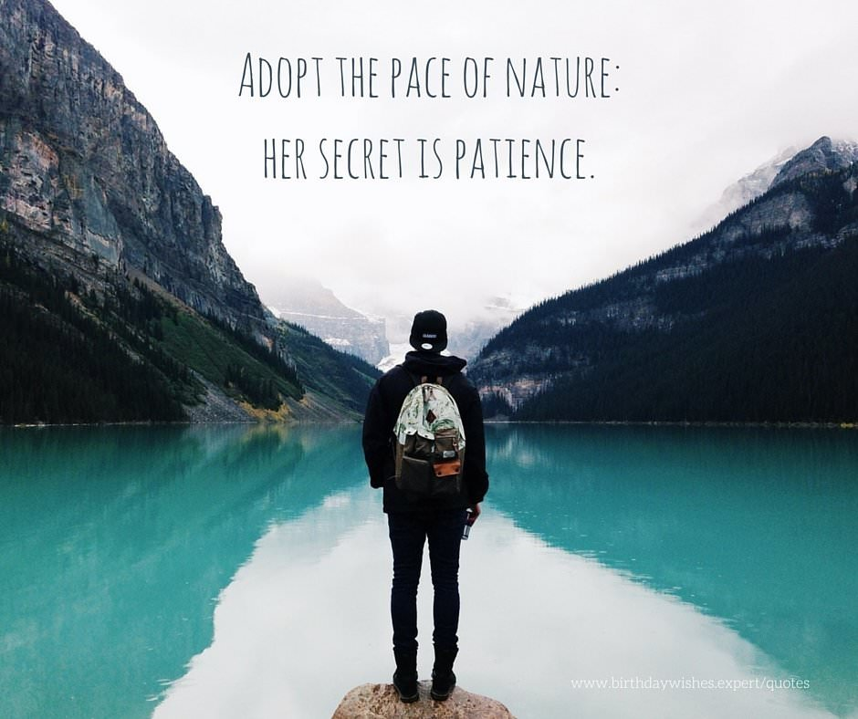 Short Quotes About Nature: 22 Inspirational Short Quotes To Make You Think