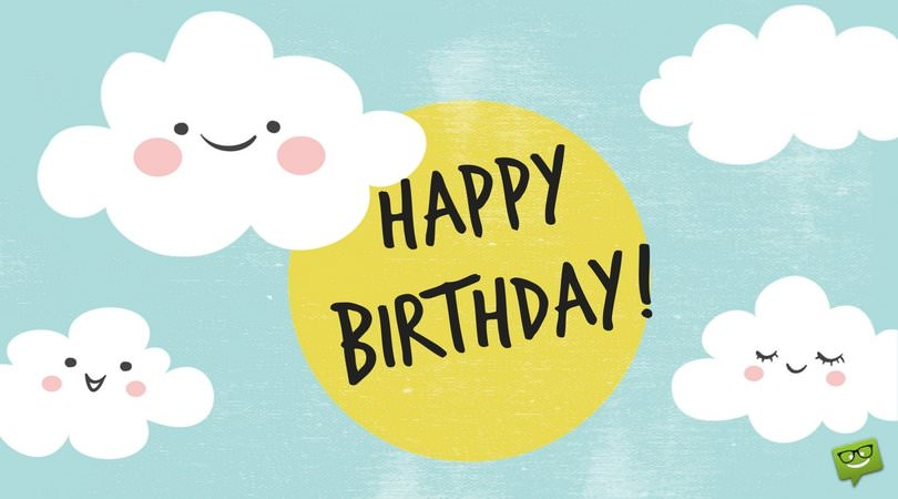 Cute Friendship Birthday Wishes ~ Cute birthday messages for a very special