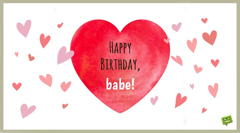 Cute Little Thing Called Love ♥ | Romantic Birthday Wishes for your Boyfriend