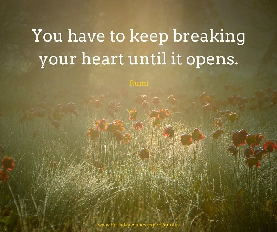 Rumi Quotes To Help You Enjoy Life