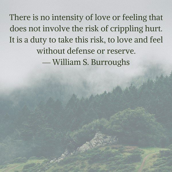 William S Burroughs Quotes About Love : The Most Amazing Famous Quotes About Love