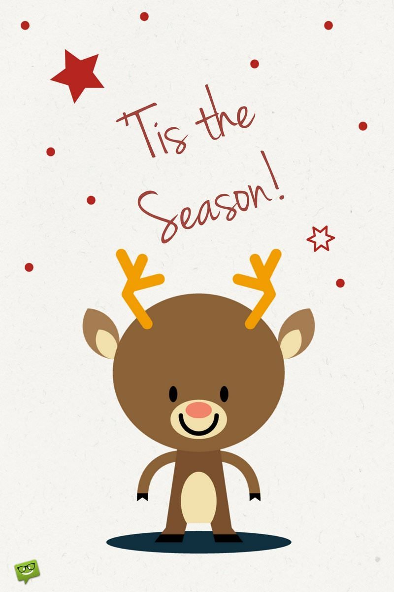 Perfect Christmas Cards With The Best Season's Greetings
