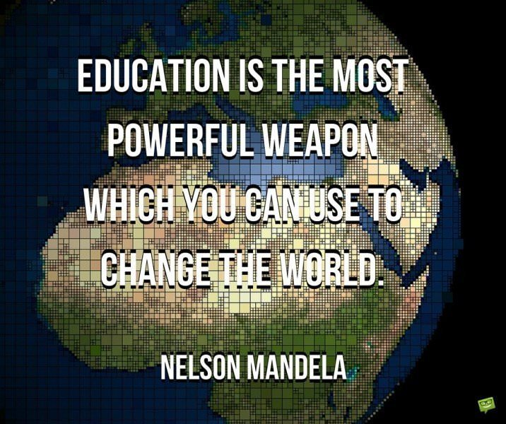 Education Quote Extraordinary 48 Education Quotes To Inspire Both Teachers And Students