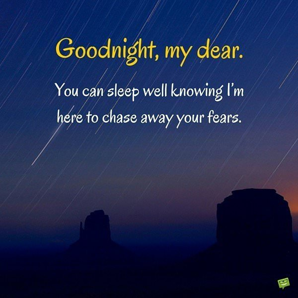 Soothing, Funny and Inspirational Good Night Messages