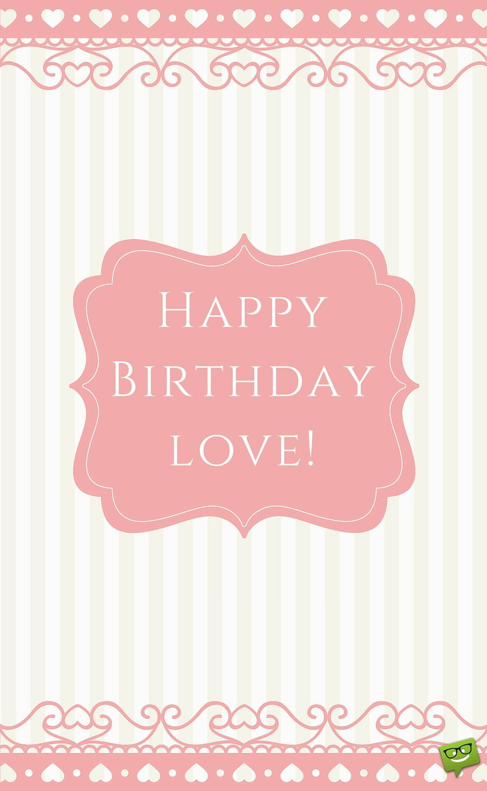 A Love Even Words Can't Express | Birthday Wishes for my Lover