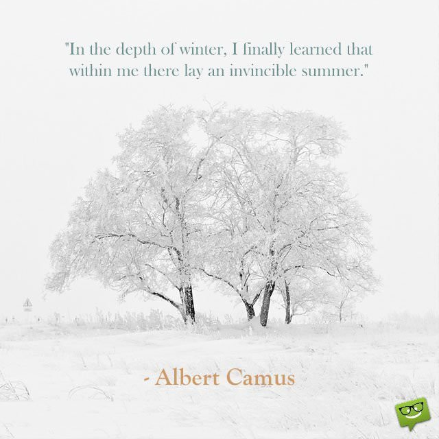 Nature Images With Quotes Download: 25 Winter Quotes And Sayings About Snow