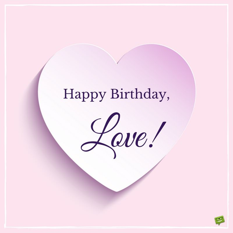 Top 70 Birthday Wishes for your Wife – Happy Birthday Greeting Text