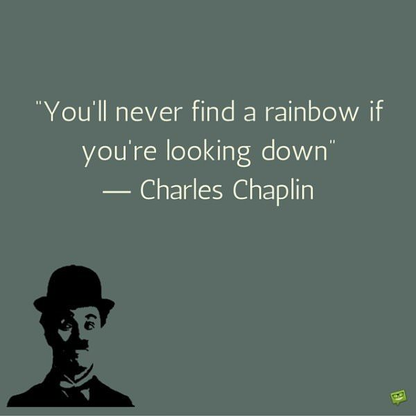 The Best Charles Chaplin Quotes