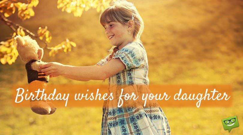 Always our Girl   Birthday Wishes for your Daughter