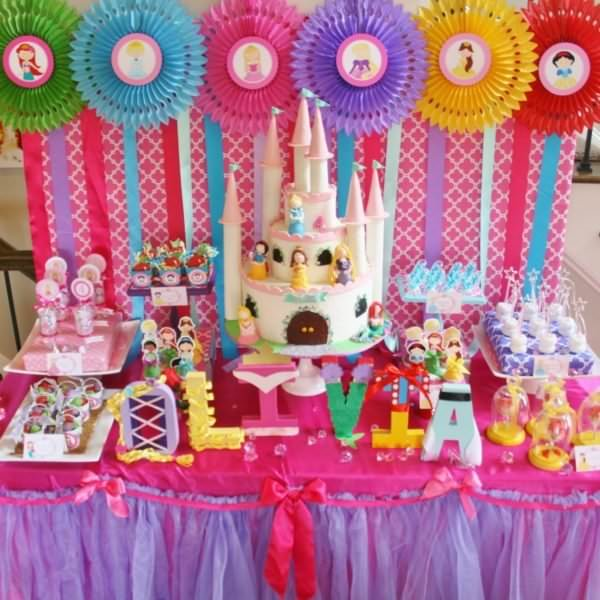 Princess Party Royal Celebration from Amanda's Parties To Go