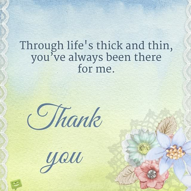 Thank You Quotes | The Good That Has Been Done To You Thank You Quotes