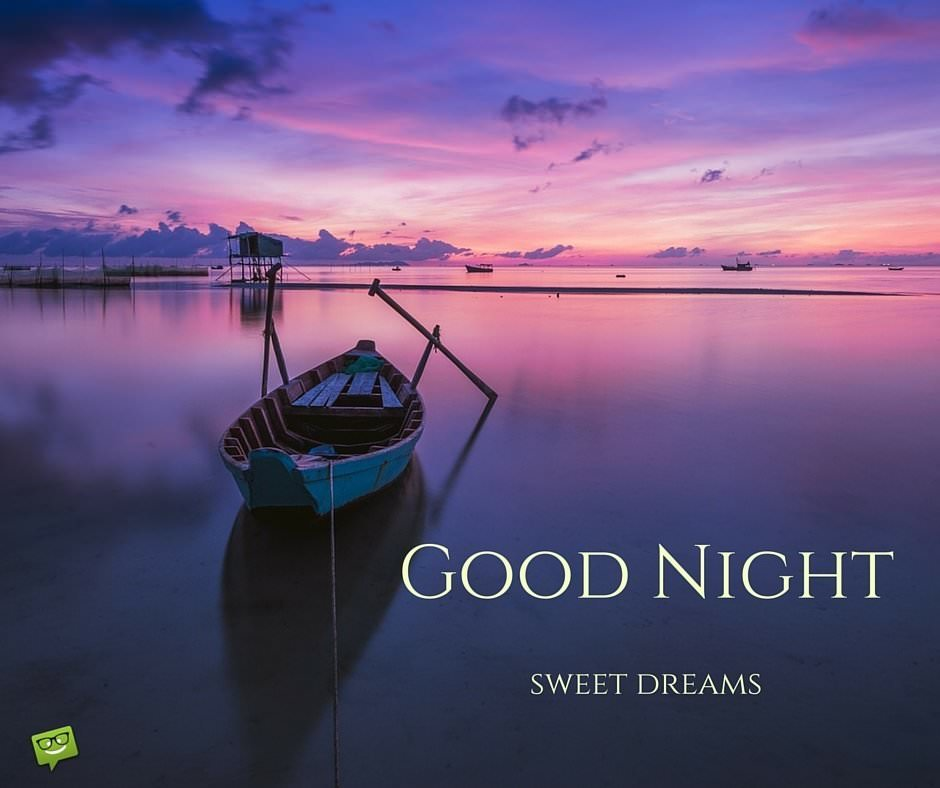 Beautiful good night pictures with quotes and messages - Good night nature pic ...