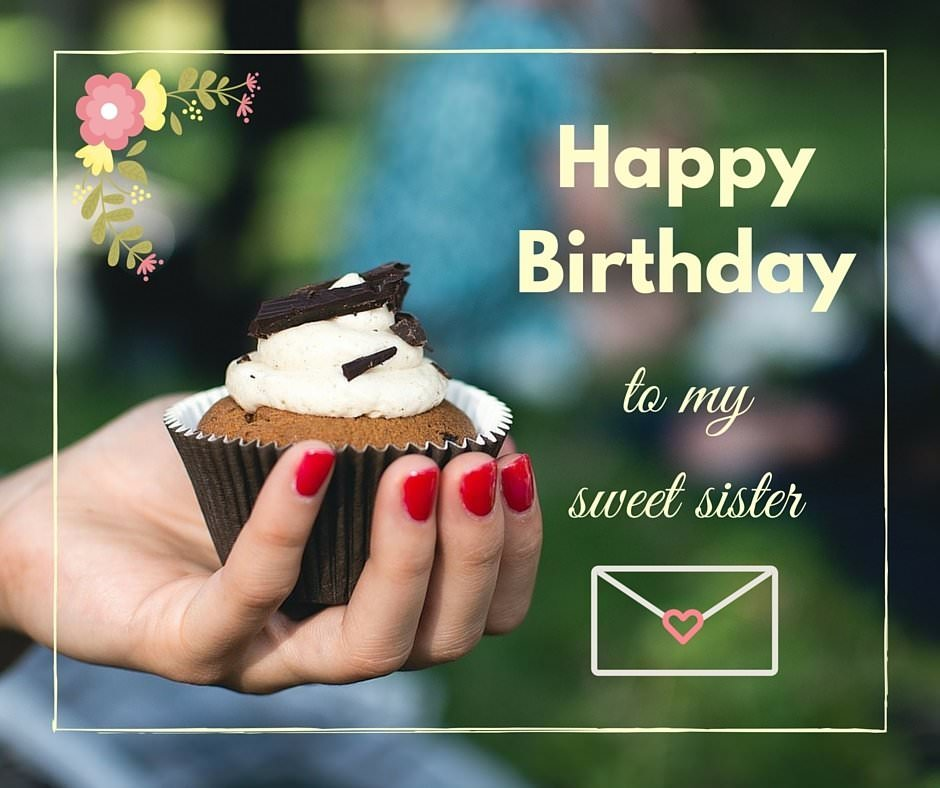 Sisters Are Forever Happy Birthday Sister