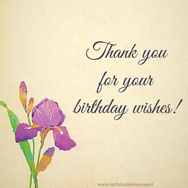 Thanks For Ur Wishes Quotes: Thank You Images