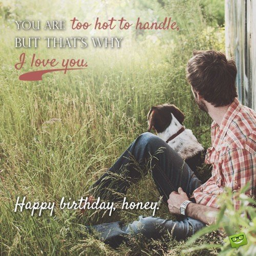 Funny Birthday Wish for your Boyfriend