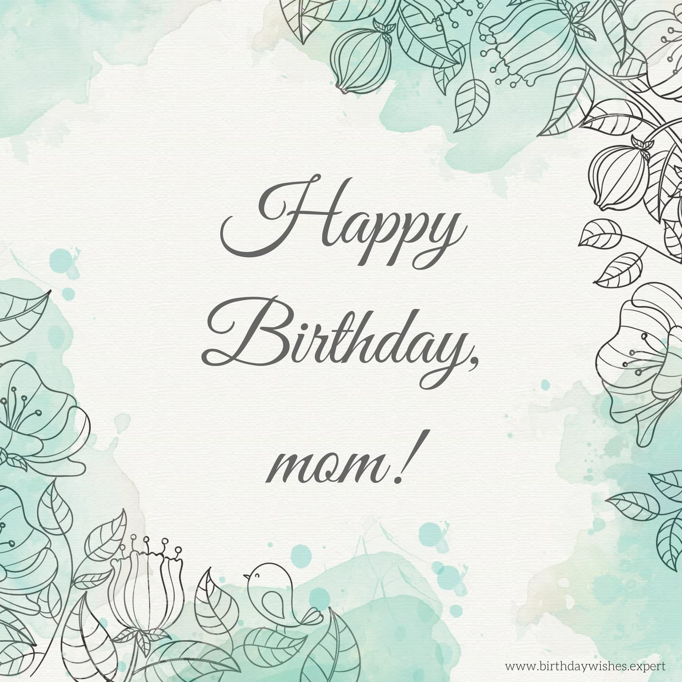 Beautiful birthday images that your mother would appreciate happy birthday mom dhlflorist Choice Image