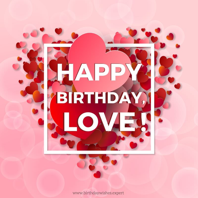 Romantic Birthday Wishes For Your Boyfriend