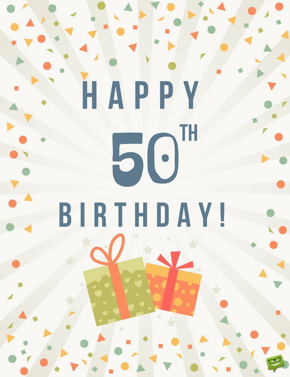 Happy 50th Birthday Funny Sweet Birthday Wishes Happy Fifty Birthday Wishes