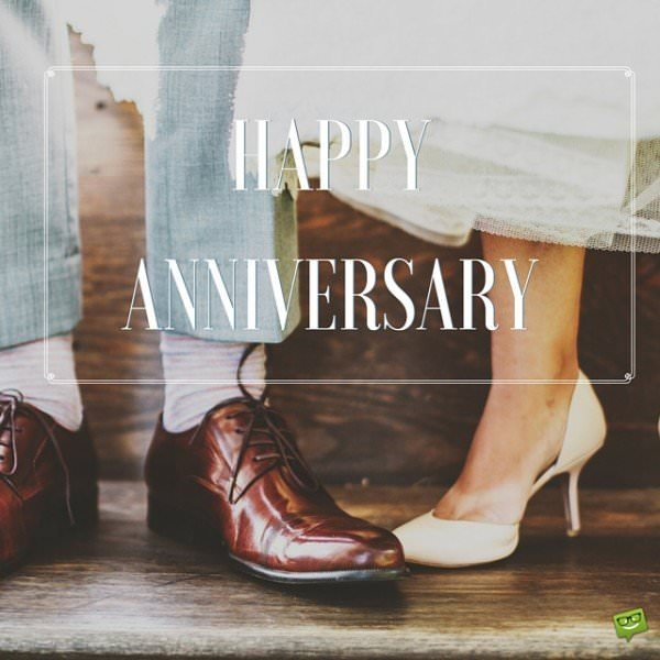 Happy Times You've Spent Together : Happy Anniversary Wishes