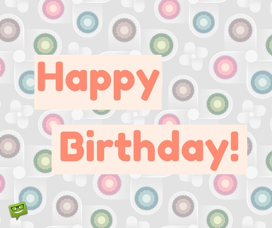 Birthday Images For A Friend