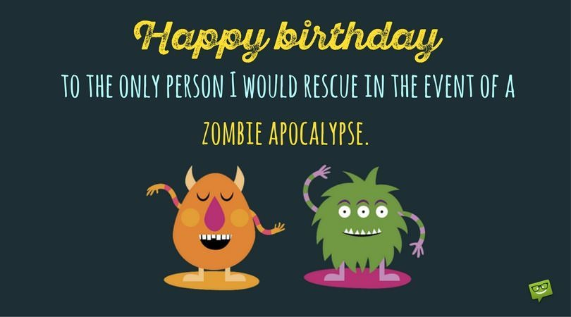 A Funny Birthday Wishes Collection To Inspire The Perfect
