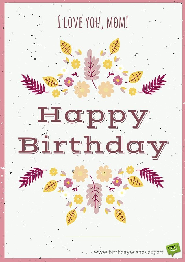 Remarkable Beautiful Birthday Images That Your Mother Would Appreciate Personalised Birthday Cards Cominlily Jamesorg