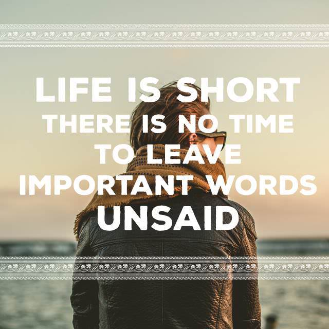 Short And Meaningful Quotes