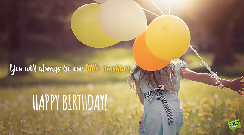 Wishes for Daughters of All Ages | Happy Birthday, my Sweet Daughter!