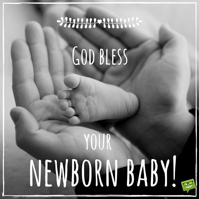 Newborn Baby Wishes Congratulation Messages To New Parents
