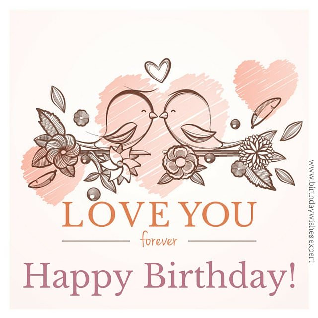 I Love You More Than Quotes: Cute Birthday Images For Your Lover