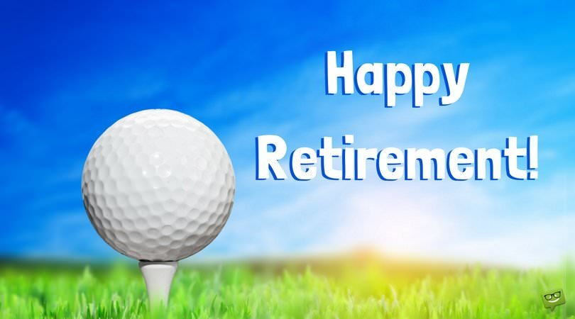 Happy Retirement Wishes
