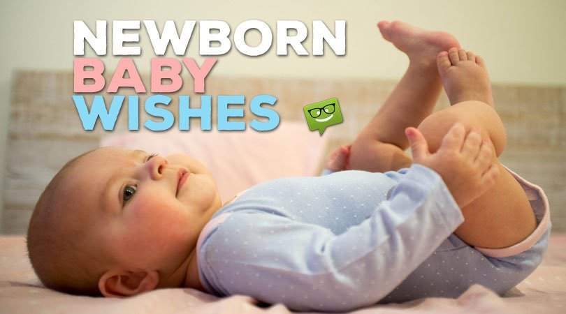 Newborn baby wishes congratulation messages to new parents welcoming new arrivals newborn baby wishes m4hsunfo
