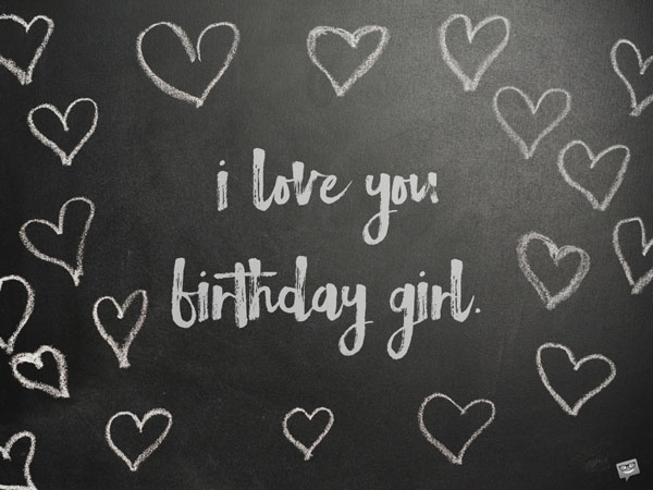 Cute Birthday Messages To Impress Your Girlfriend