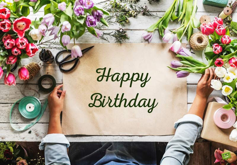What Connects Us : Birthday Wishes for All Kinds of Best Friends