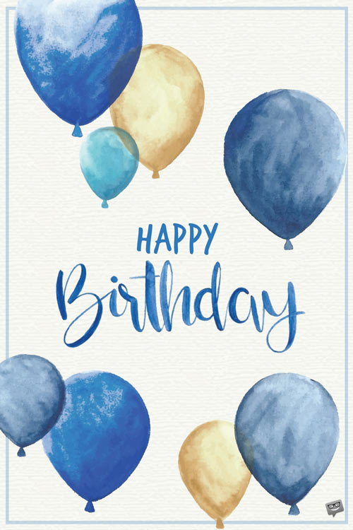 birthday-wish-for-male-friend-2330th Happy Birthday Wishes For Men
