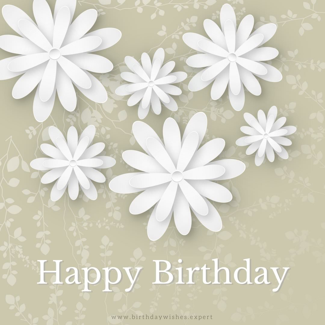 Floral wishes ecards free birthday images with flowers more birthday images izmirmasajfo Choice Image