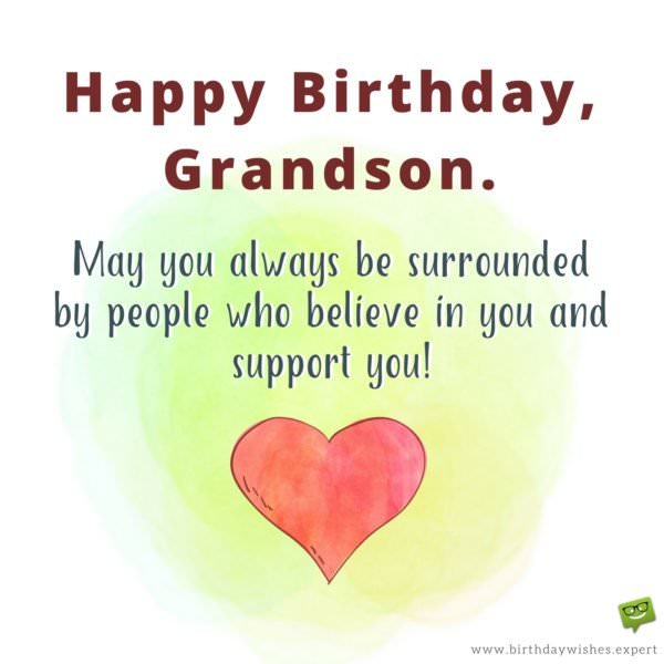 Happy Birthday, Grandson! | Your Hi-Tech Grandma & Grandpa