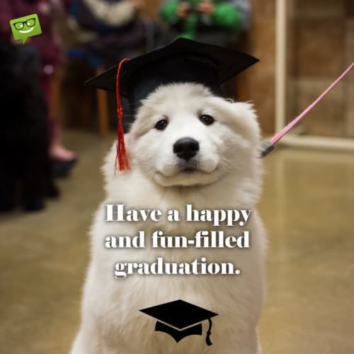 Have a Happy and Fun-filled Graduation