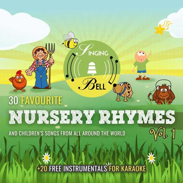 30 Favourite Nursery Rhymes Album by Singing Bell