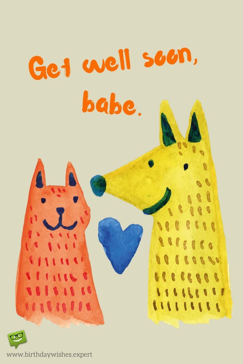 147 Get Well Soon Messages Images Wishes For Get Well Cards