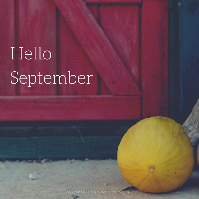 Hello, September! | Inspired Quotes for a Productive Autumn